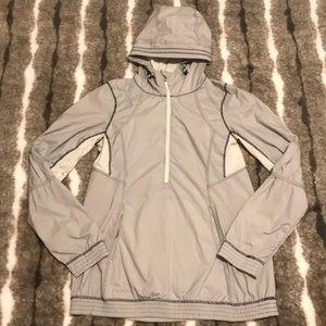 Lululemon Hooded Nylon Jacket